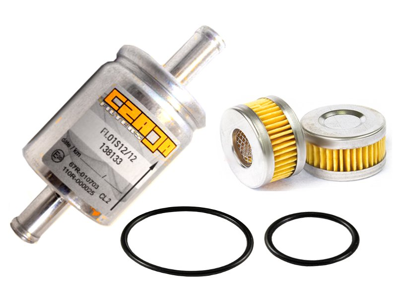 Item THE GAS FILTER 12/12 FILTER TOMASETTO AT-09 + STRIP
