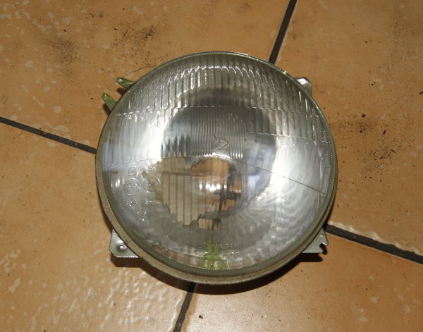 Picture of REFLECTOR ALARM HORN