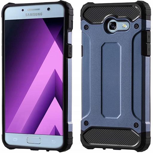 Etui Pancerne + Szkło do Samsung Galaxy A5 2017