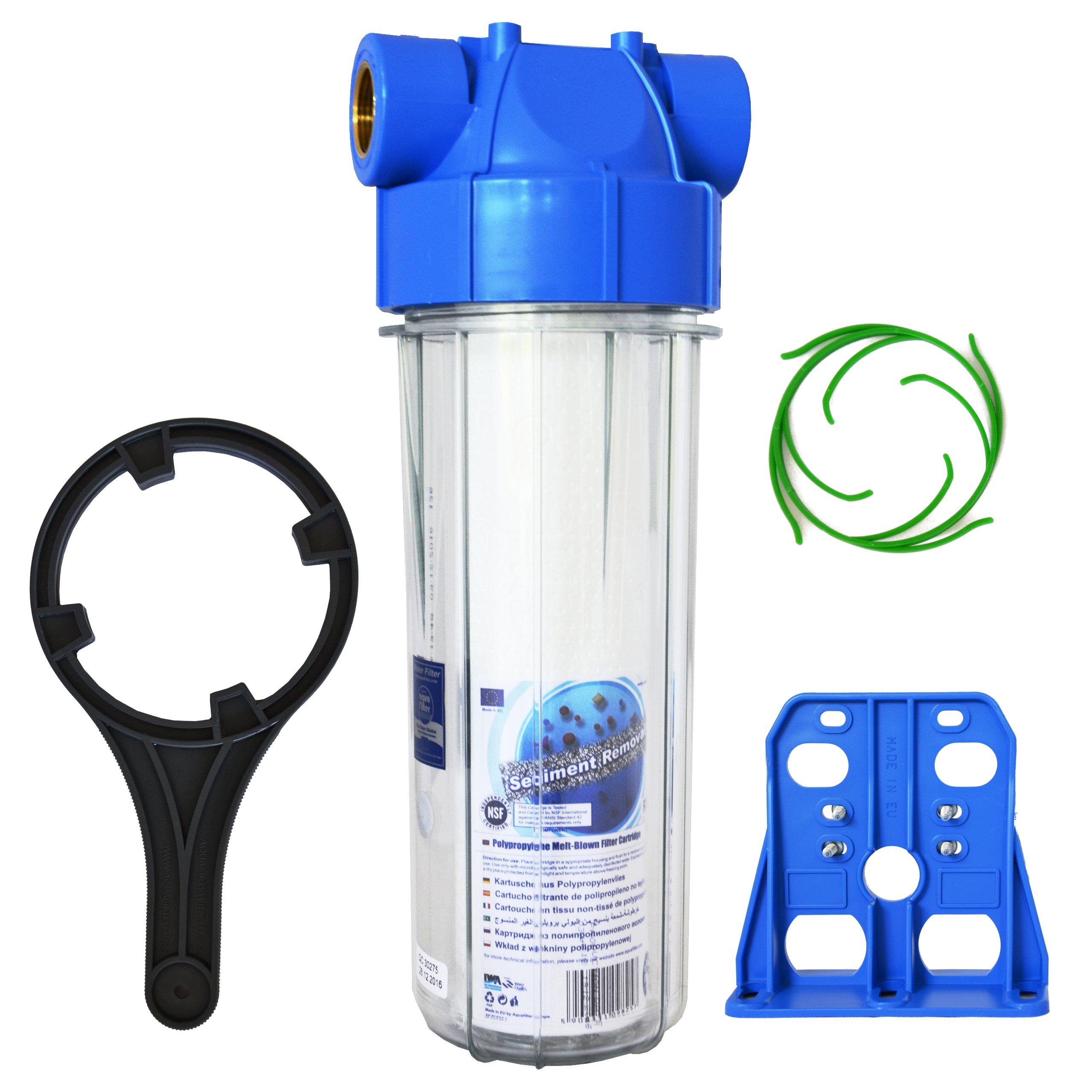 Vodný filter 10