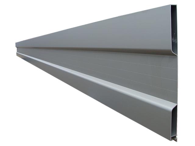 SIDES алюминиевый боковой профиль H400 - транспортный PL