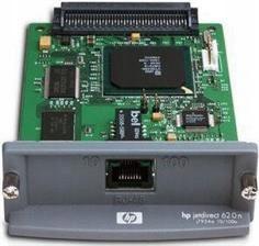 HP Jetdirect 620n Print Server J7934G Ethernet