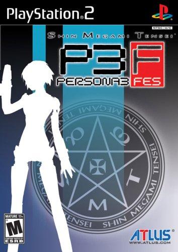 Shin Megami Tensei: PERSONA 3 FES - úplne NOVÉ, FILM