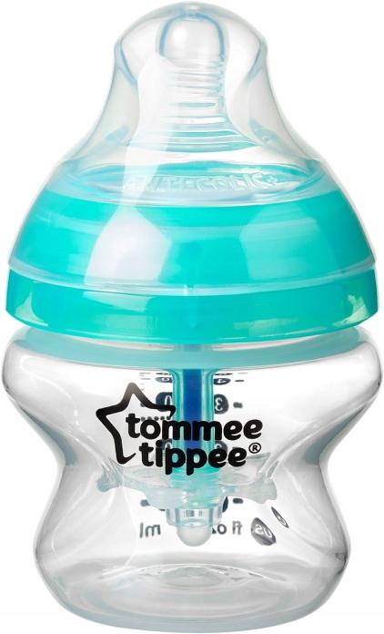 Tommee Tippee Anti-Kruhová fľaša 150ml + senzor