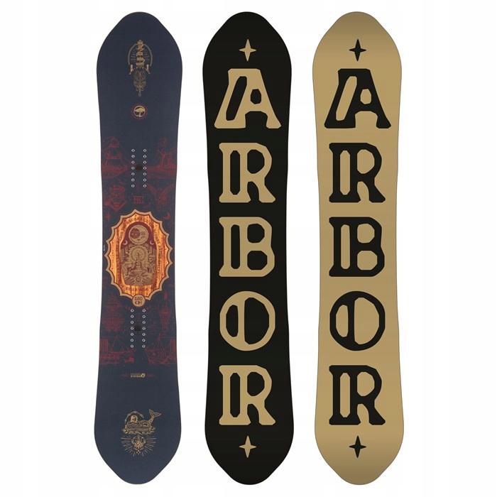 Nový Snowboard ARBOR SIN NOMBRE 160 cm index:4950