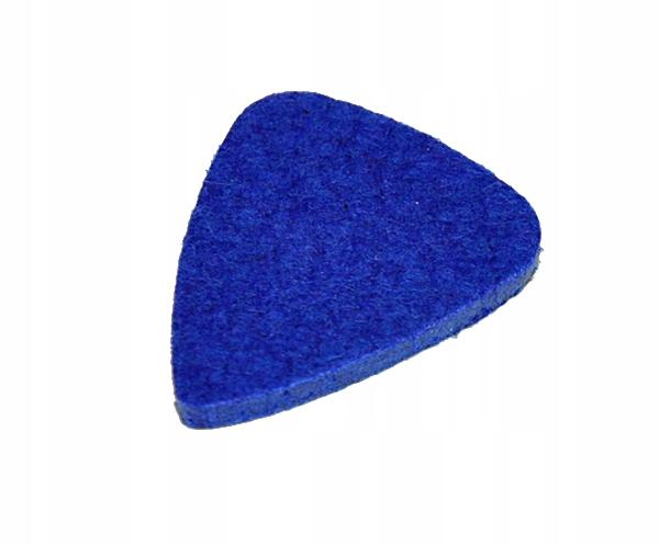 Plšťové kocky na Ukulele Gr .2,5 mm BLUE