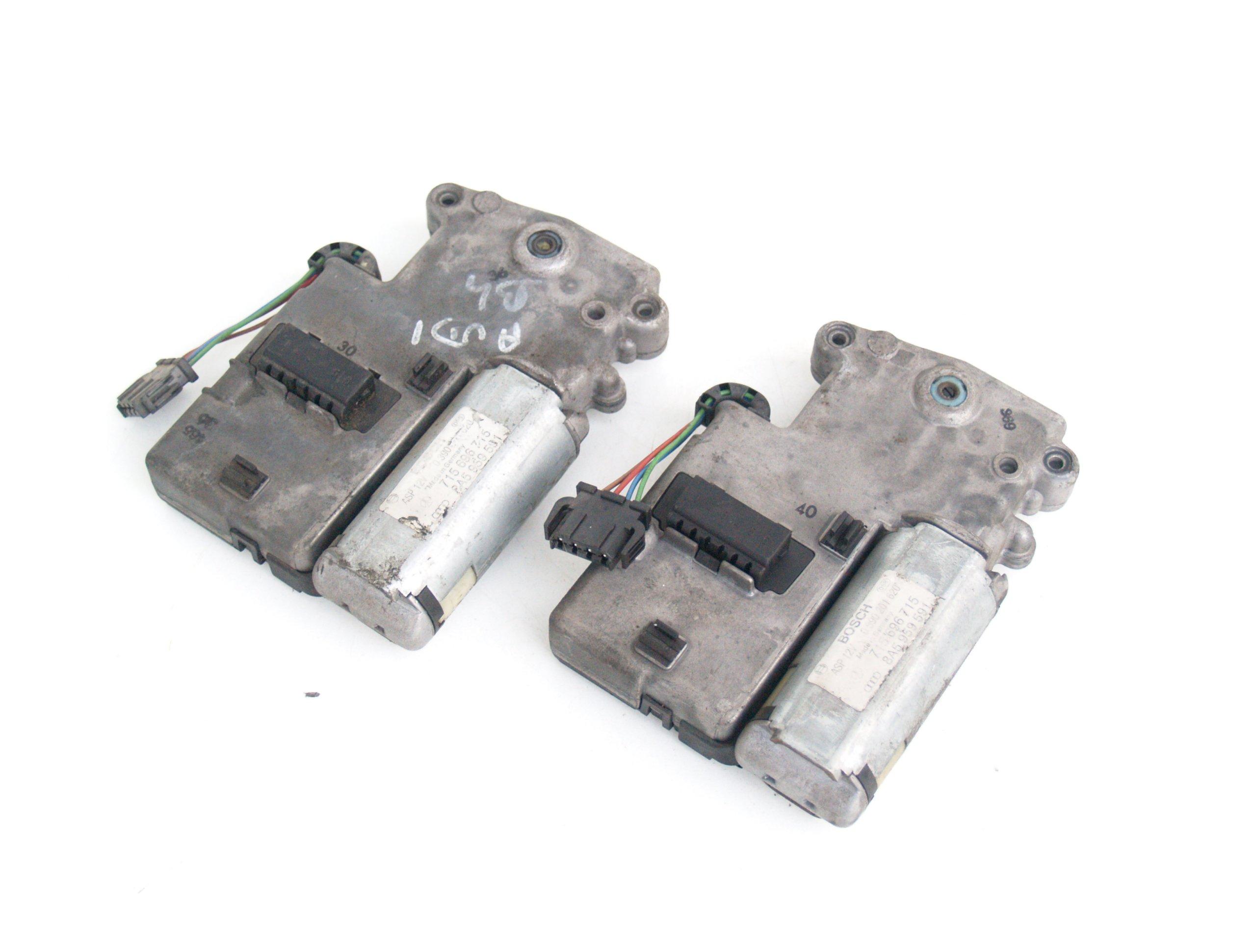 двигатель люка audi 80 b4 8a5959591 90-95