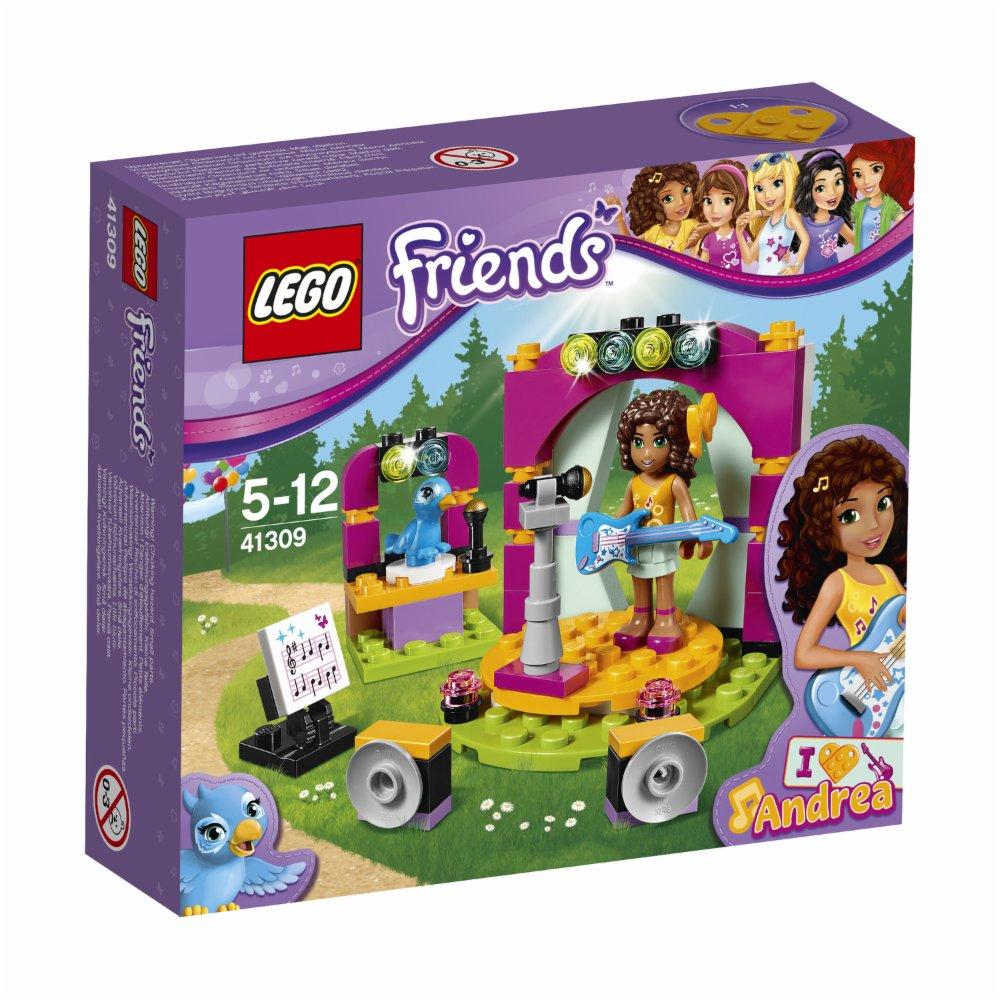Lego Friends Music Duet Andrei 41309