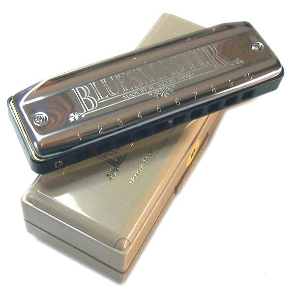 Suzuki Buusmaster MR-250 C oral Harmonica