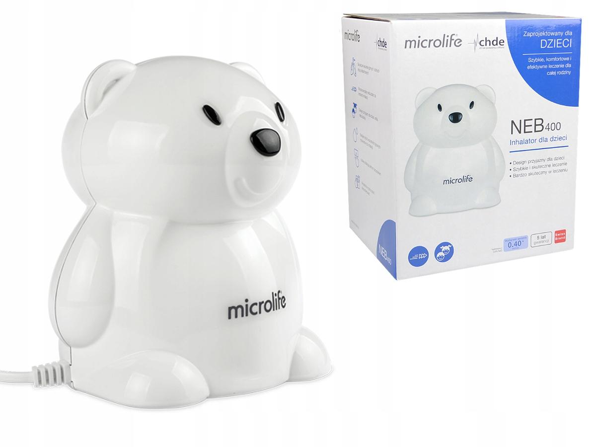 Inhalátor Microlife NEB Rozprašovač 400 pre Deti