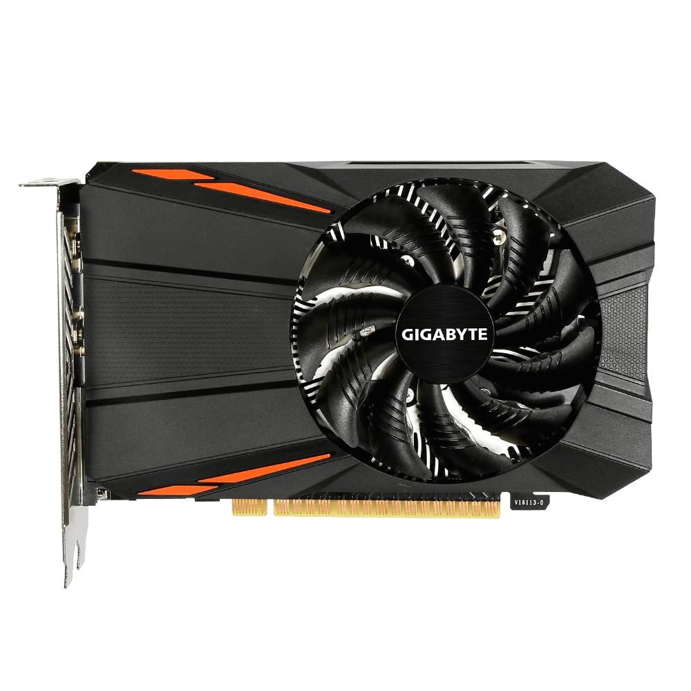 Видеокарта Gigabyte GeForce GTX 1050 GDDR5