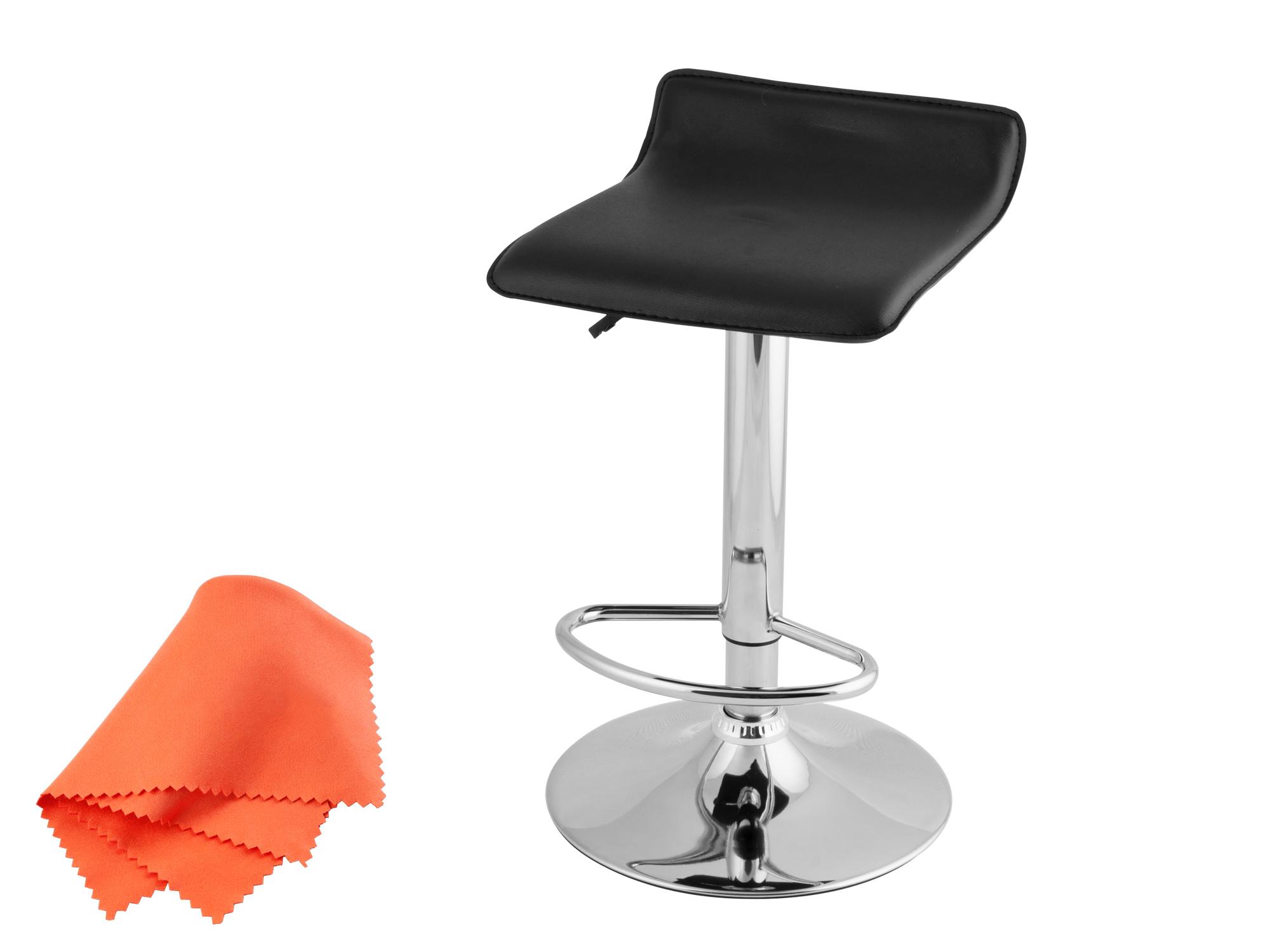 Купить Стул стул поворотный с подставкой для ног на Otpravka - цены и фото - доставка из Польши и стран Европы в Украину.
