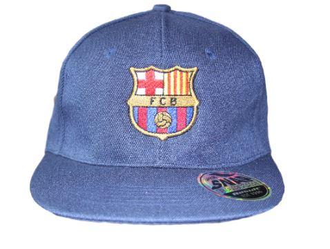 FC Barcelona FCB Cap Full Cap Snap