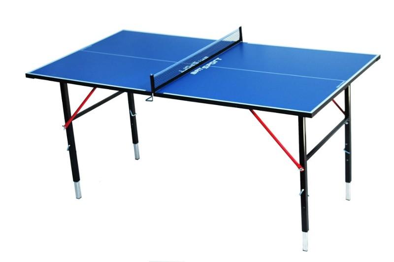 Mini Tenisový stôl ping pong skladanie + mriežka