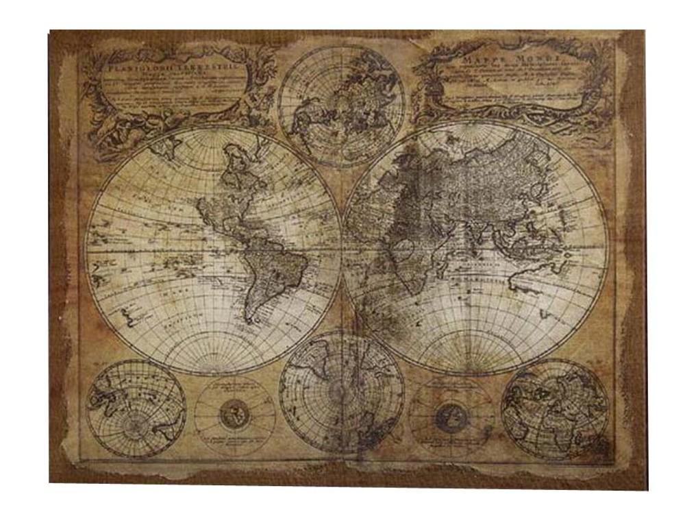 История старинных карт