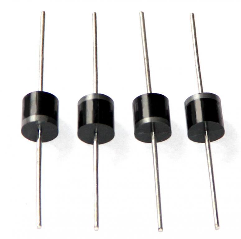 Светодиод исправление 10A10 10A 1000V 10шт.