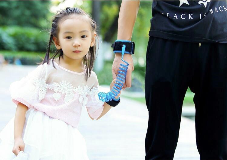 Поводок Подтяжки для Ребенка Против Побега Руку