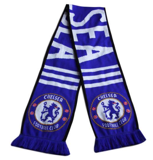 Chelsea Scarf obojstranný Knitty pre ventilátor
