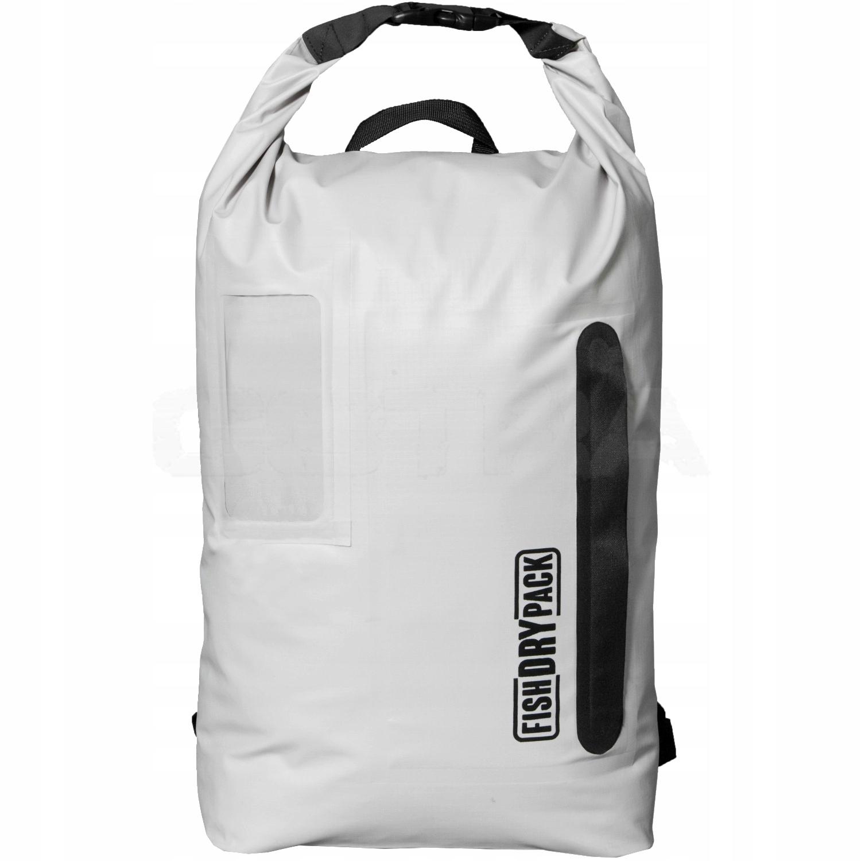 Vodotesný batoh DRYPACK 20L RYBY MESTO IPX6