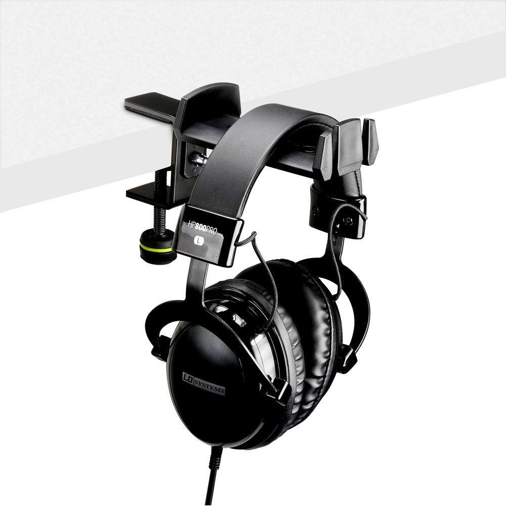 Купить Gravity HPHTC 01 B Uchwyt na słuchawki wieszak на Otpravka - цены и фото - доставка из Польши и стран Европы в Украину.