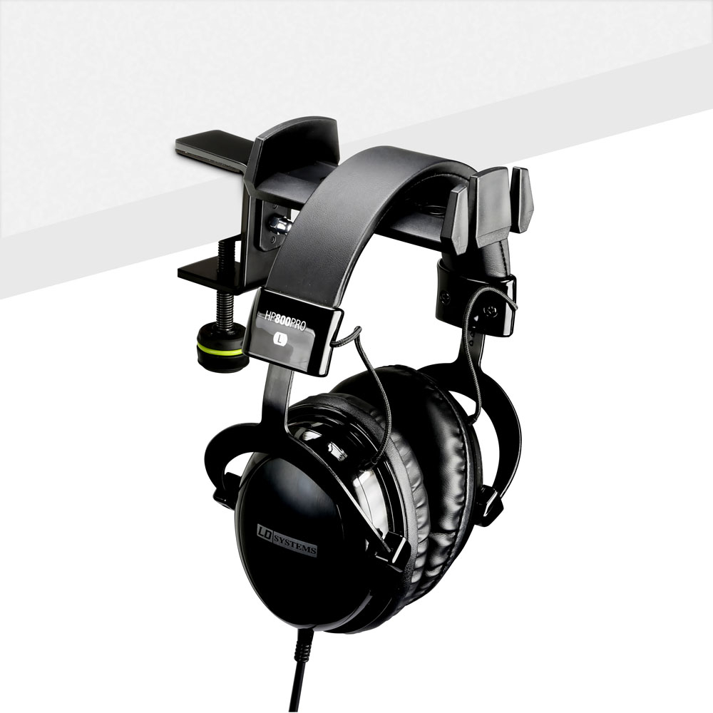 Item Gravity HPHTC 01 B Holder headphone hanger