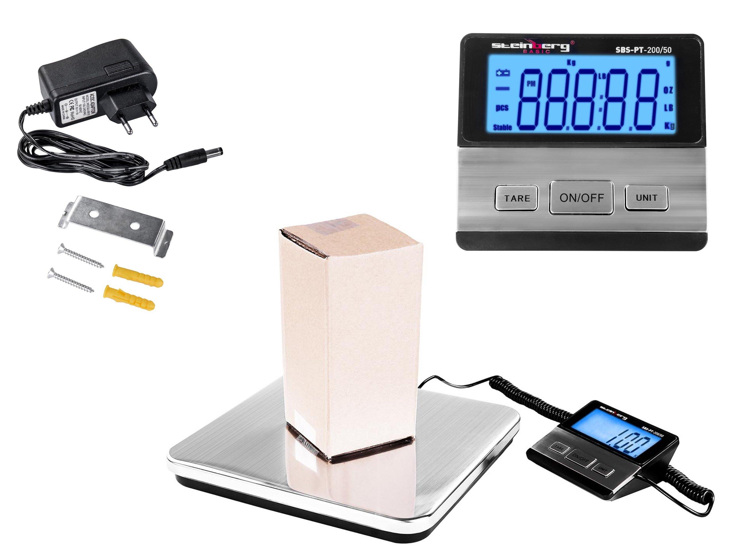 Platforma Hmotnosť Mobile 200kg Batéria