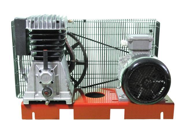 SPRĘŻARKA HSV1090ZT ZESTAW SPRĘŻARKOWY 4kW 400l/m