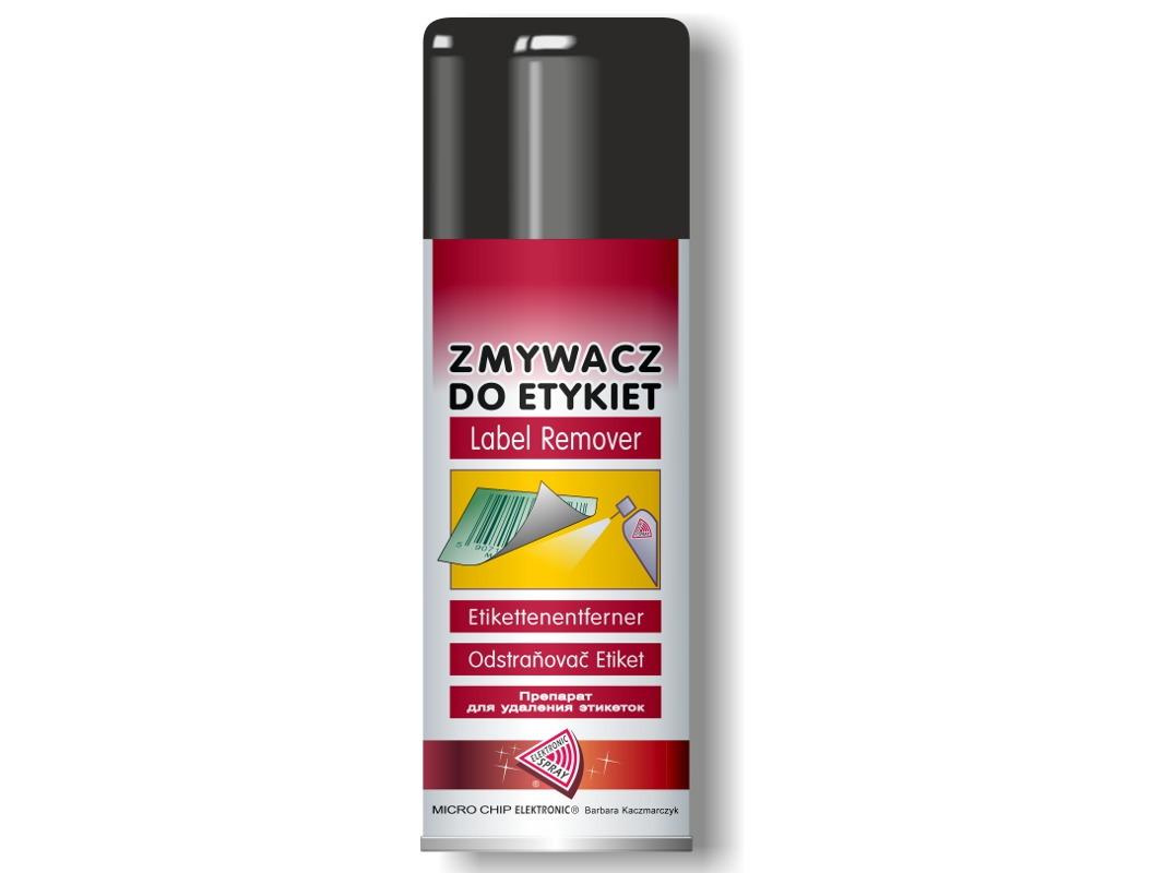 Жидкость для снятия этикеток Label Remover 150 мл