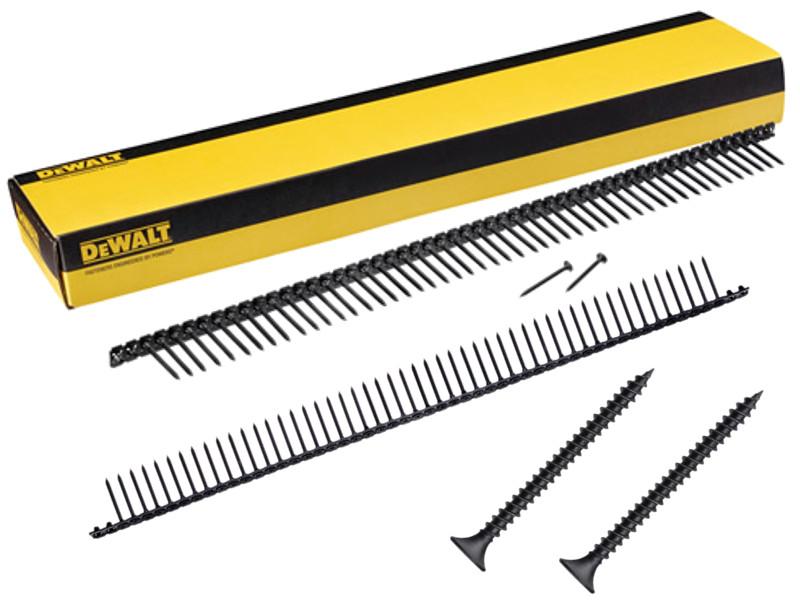DEWALT DWF4000250 25mm PÁSKOVÉ ŠROUBY NA KOV
