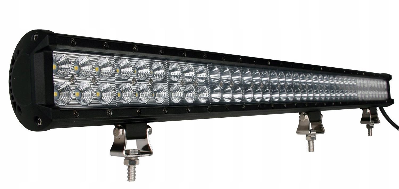 панель led лампа рабочая 216w 72x led osram 84cm