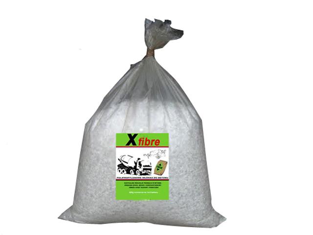 Nixel polypropylénové vlákna na betón 12mm 25 kg