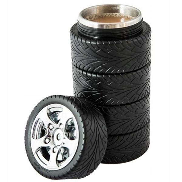 кружка термос термос mechanika водители шины