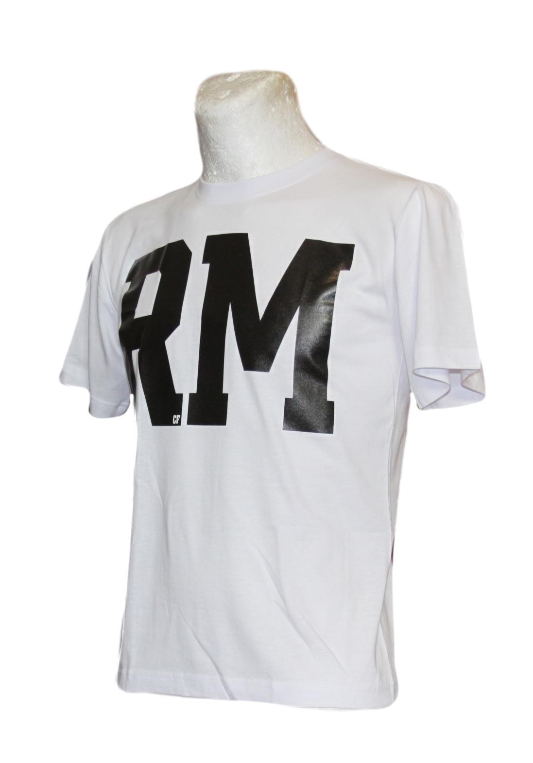 Skutočné tričko Madrid Tričko pre ventilátor. XXL