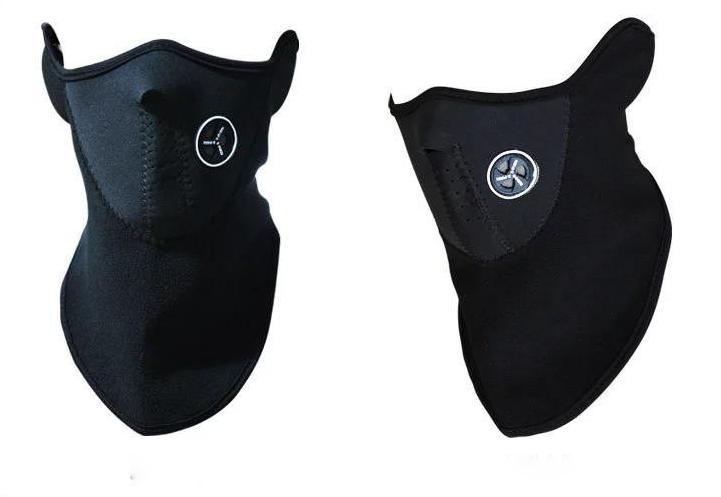 Маска-балаклава из термоактивного неопрена для лица