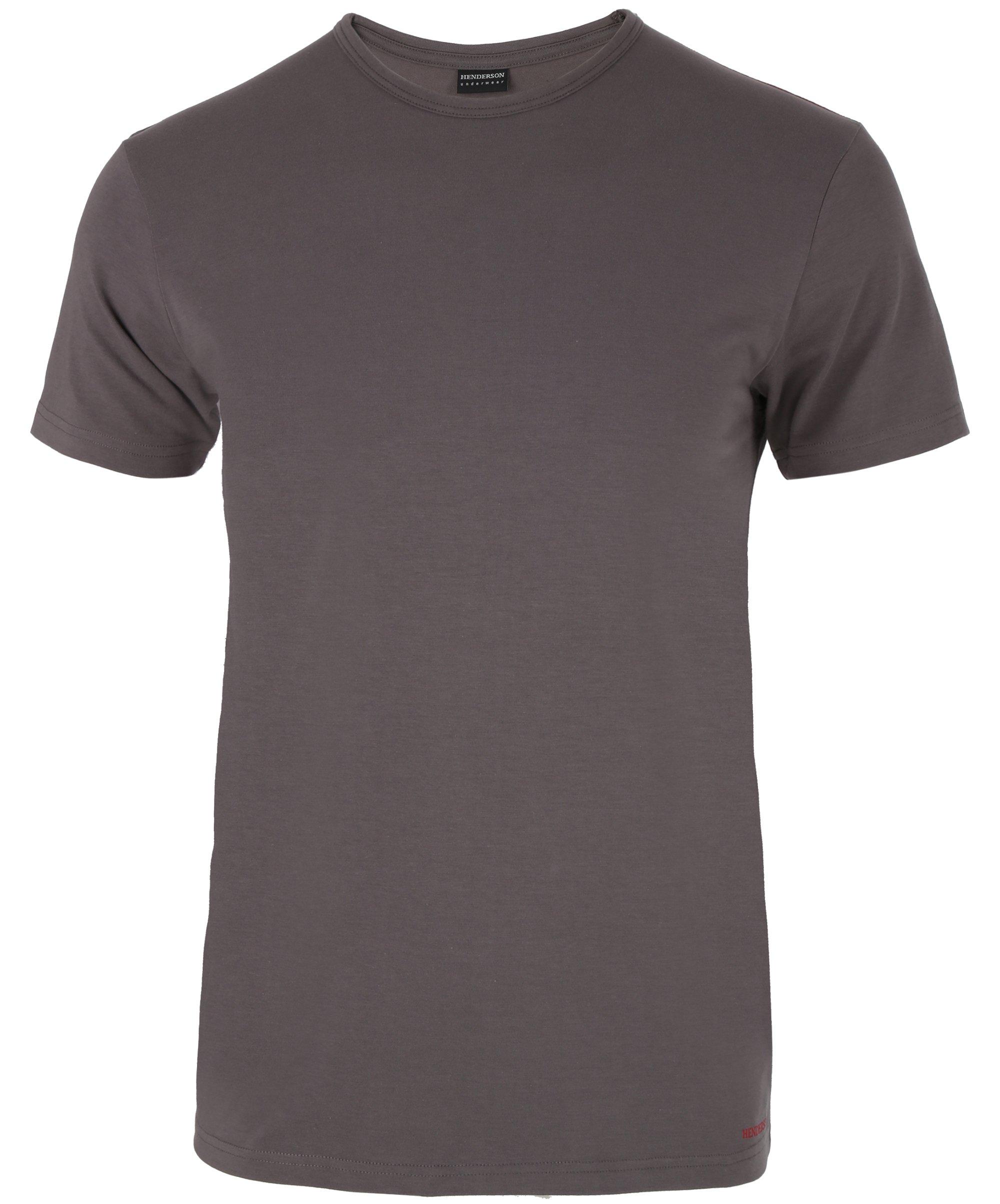 KOSZULKA męska T-Shirt HENDERSON RED LINE 18731 L Kolor szary