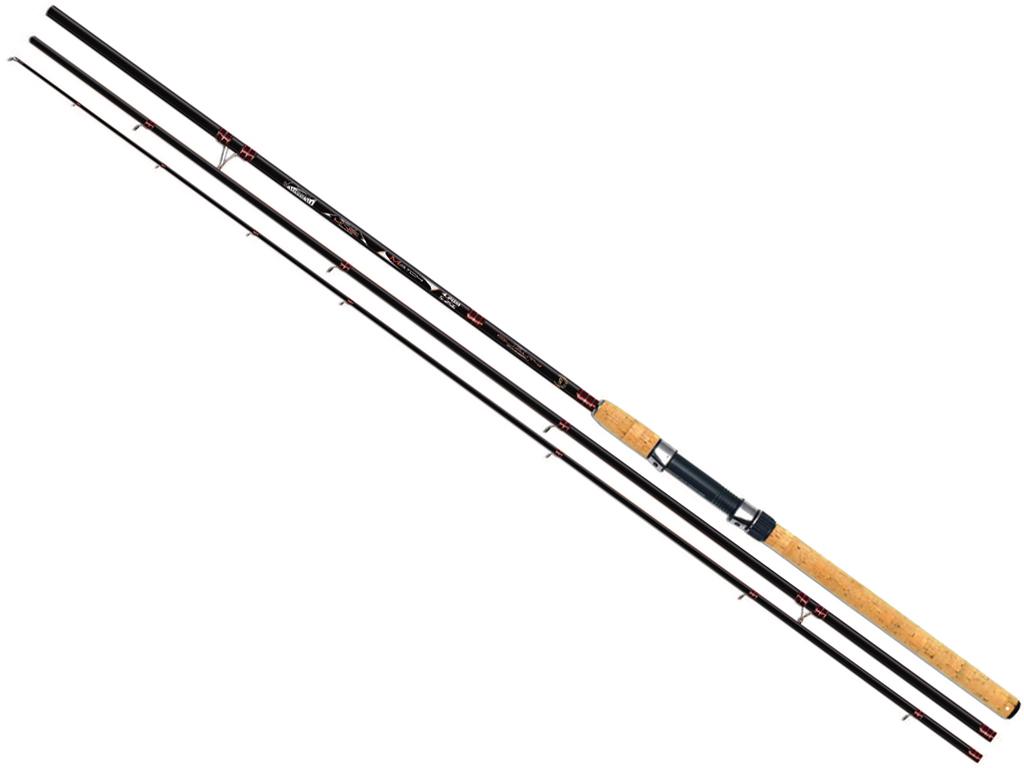 Rod Red Line Match Mistorl 3,90M / 5-25g Ryby
