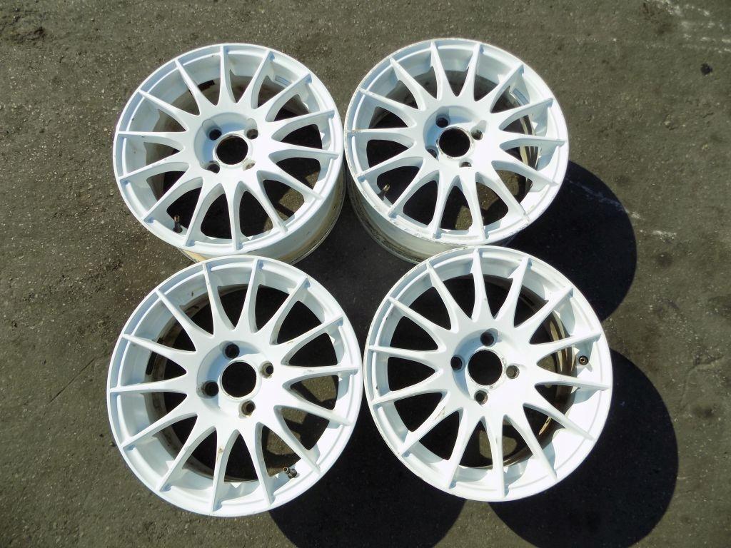 Felgi Aluminiowe Renault Clio Ii Sport 15 4x100 7581988852