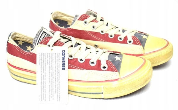 Converse All Star Canvas Graphics Ox TRAMPKI 37,5
