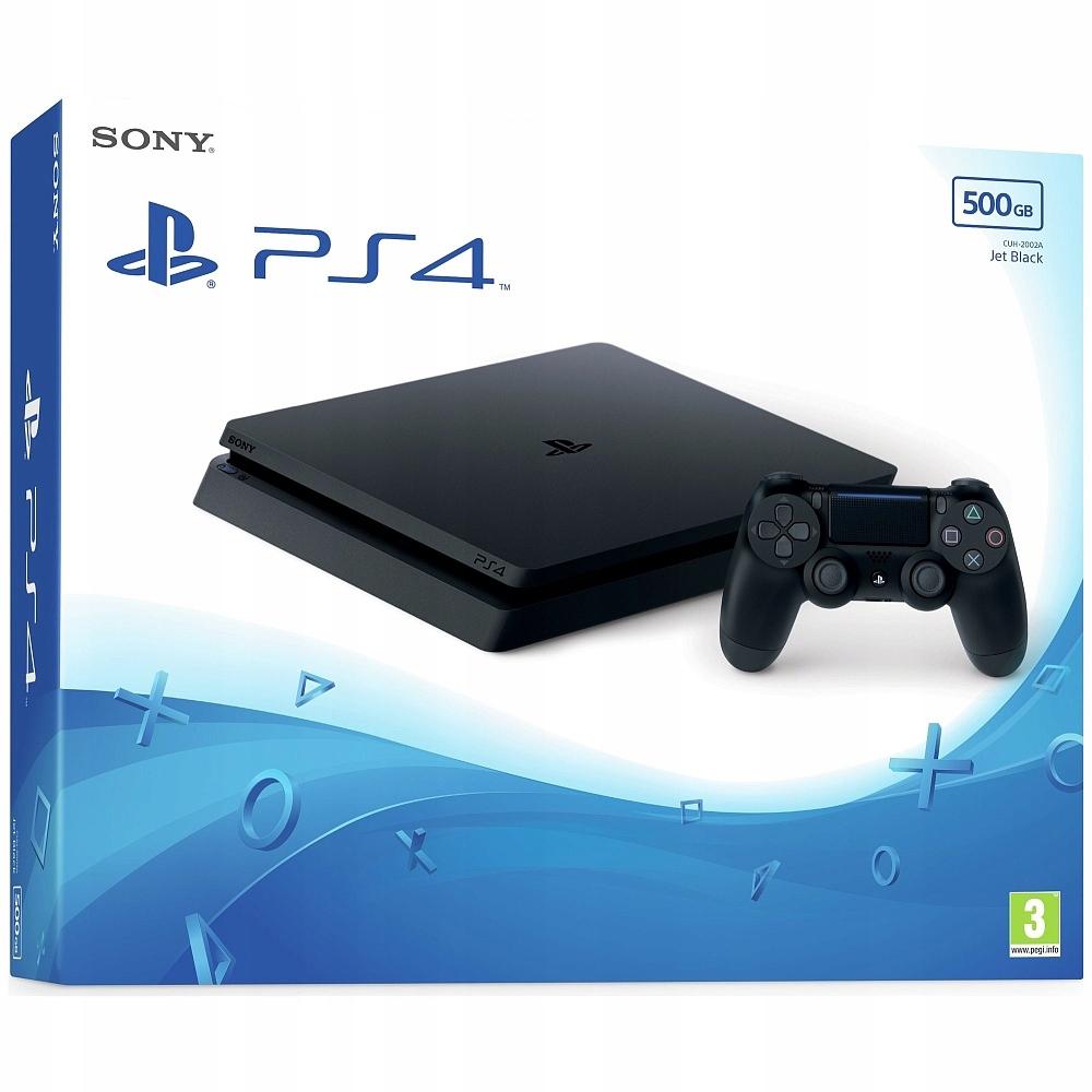 Konsola Sony PlayStation 4 Slim 500 GB NOWA Kraków