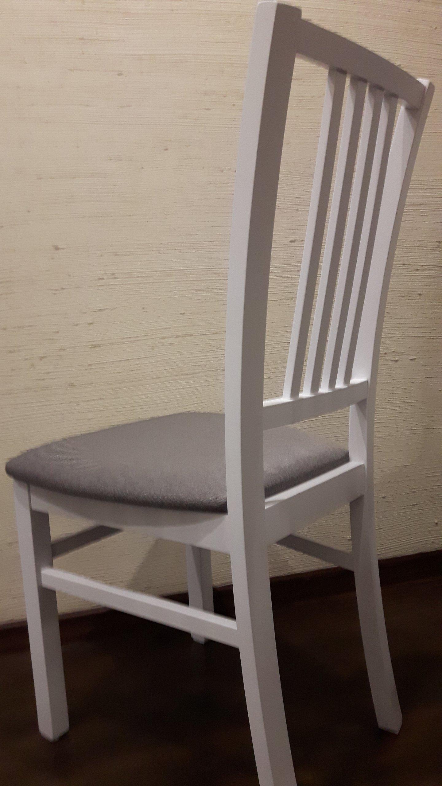 4 Nowe Piękne Stylowe Krzesła Z Salonu Agata Megi