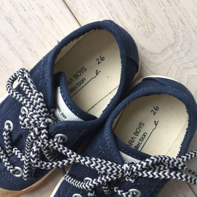 Buty dziecięce Zara buciki tenisówki r.26 7298534473