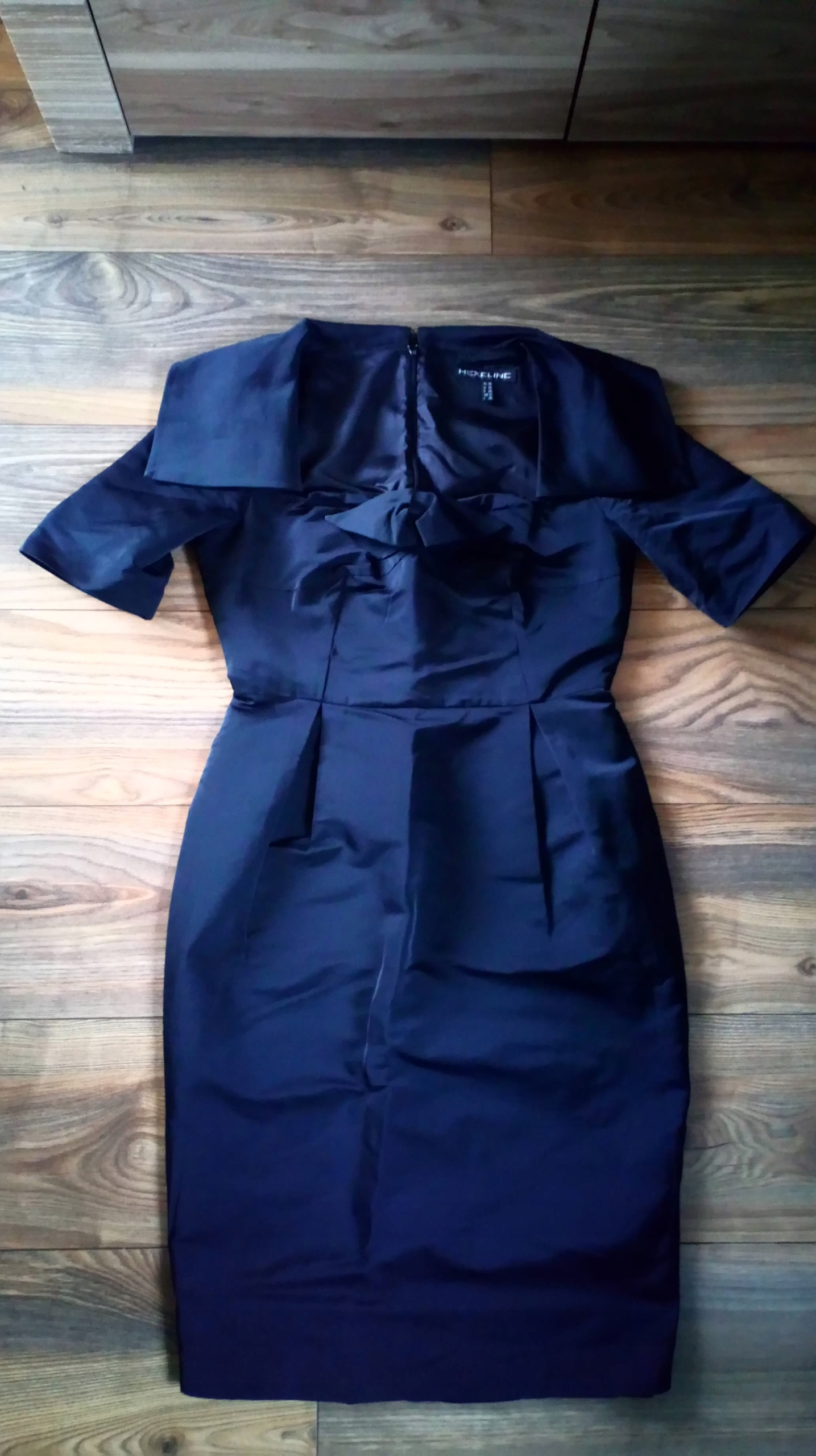 b57f4c0edac95b Hexeline czarna sukienka wizytowa 38 M - 7690480165 - oficjalne ...