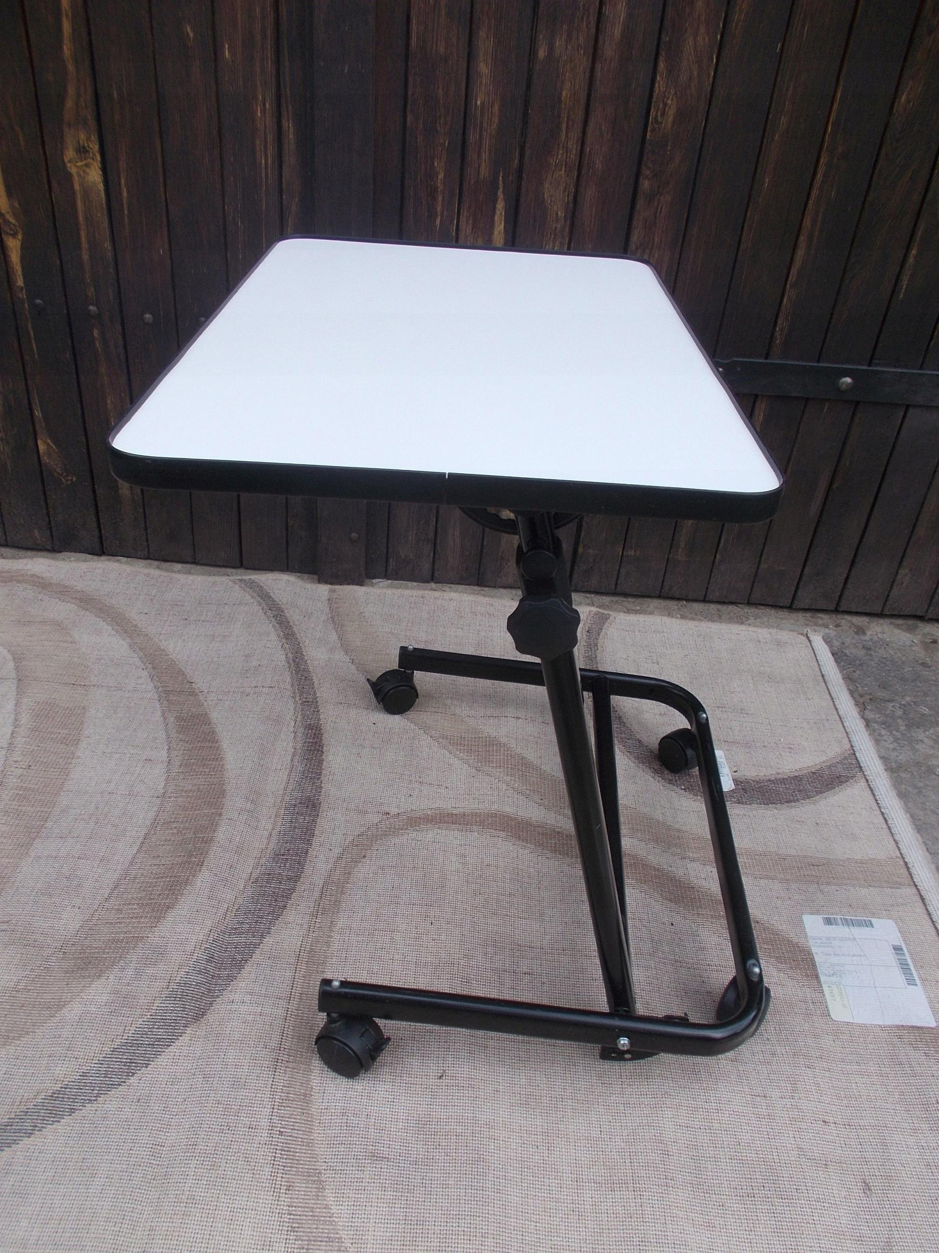 Stół Stolik Przyłóżkowy Do łóżka Dla Chorego