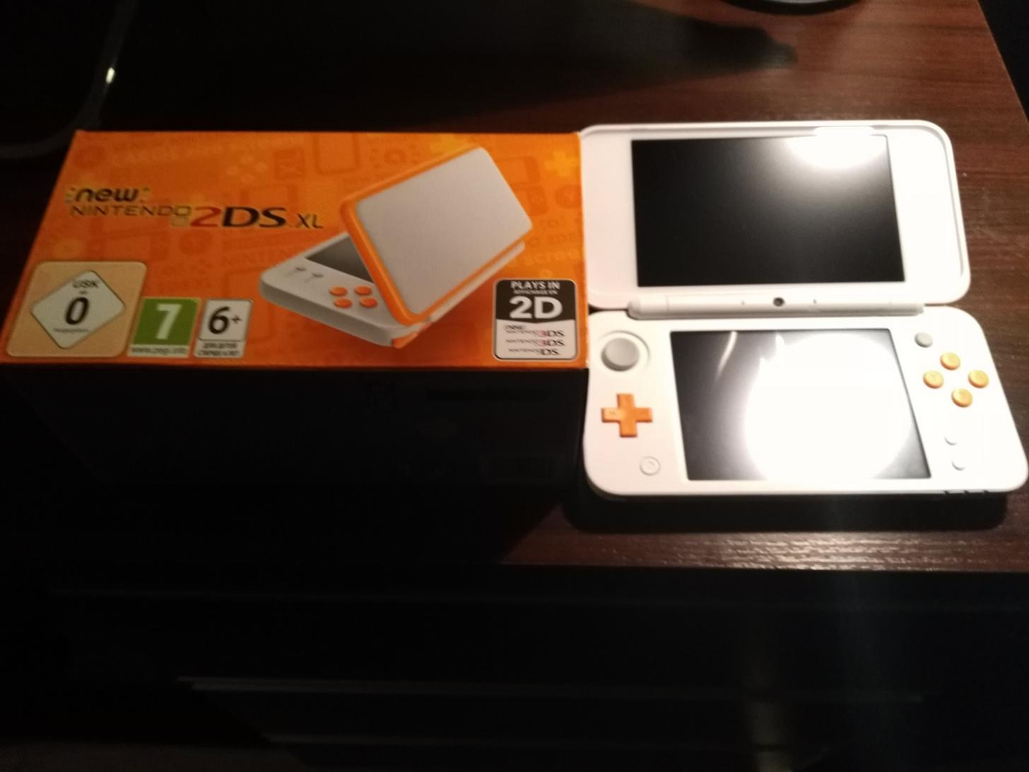 Nintendo 3ds I 2ds Gdansk W Oficjalnym Archiwum Allegro Ofert New Ll Pink White Cfw Luma 16gb