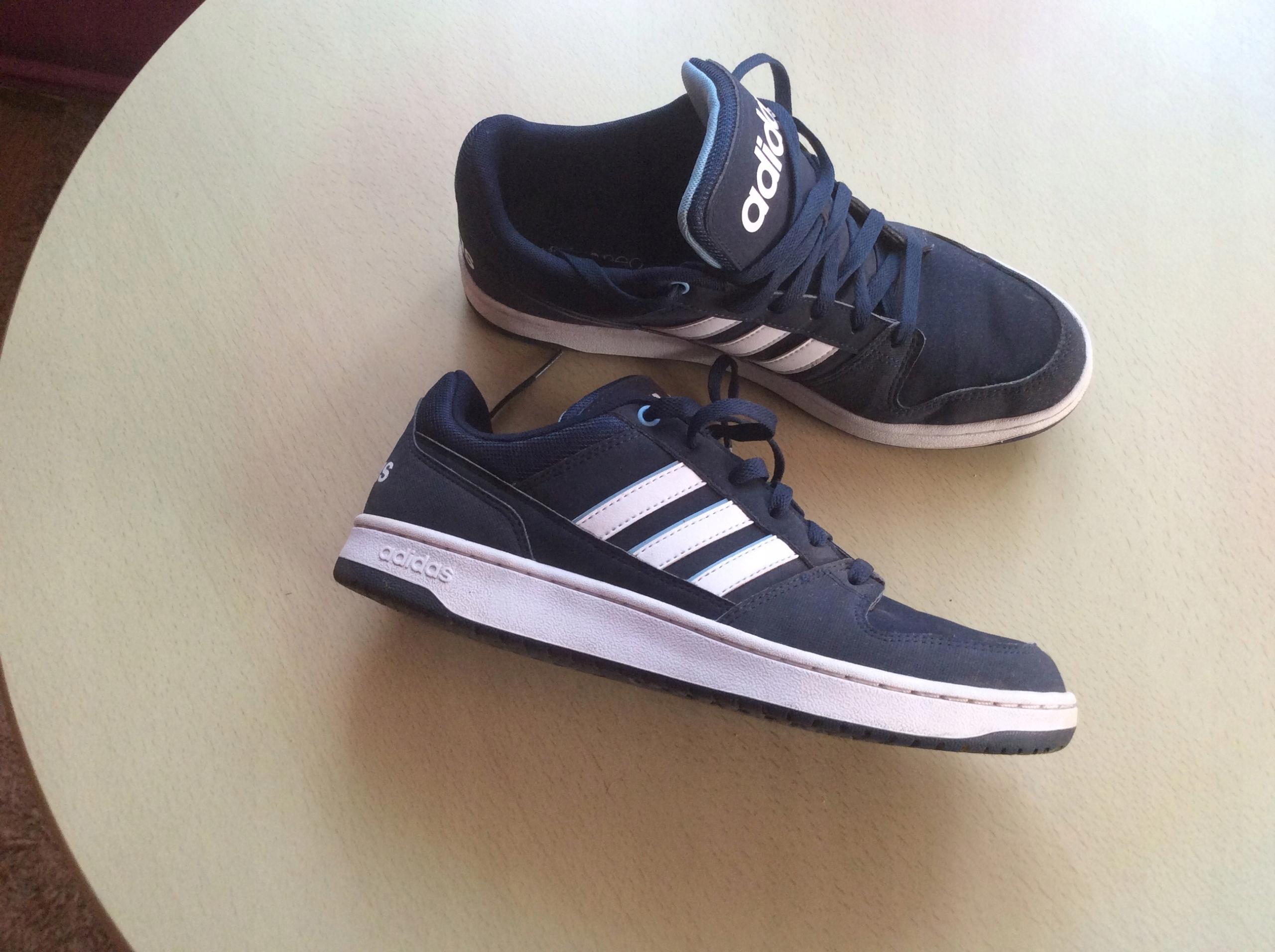 Buty męskie Adidas Neo rozmiar 44 7529241866 oficjalne