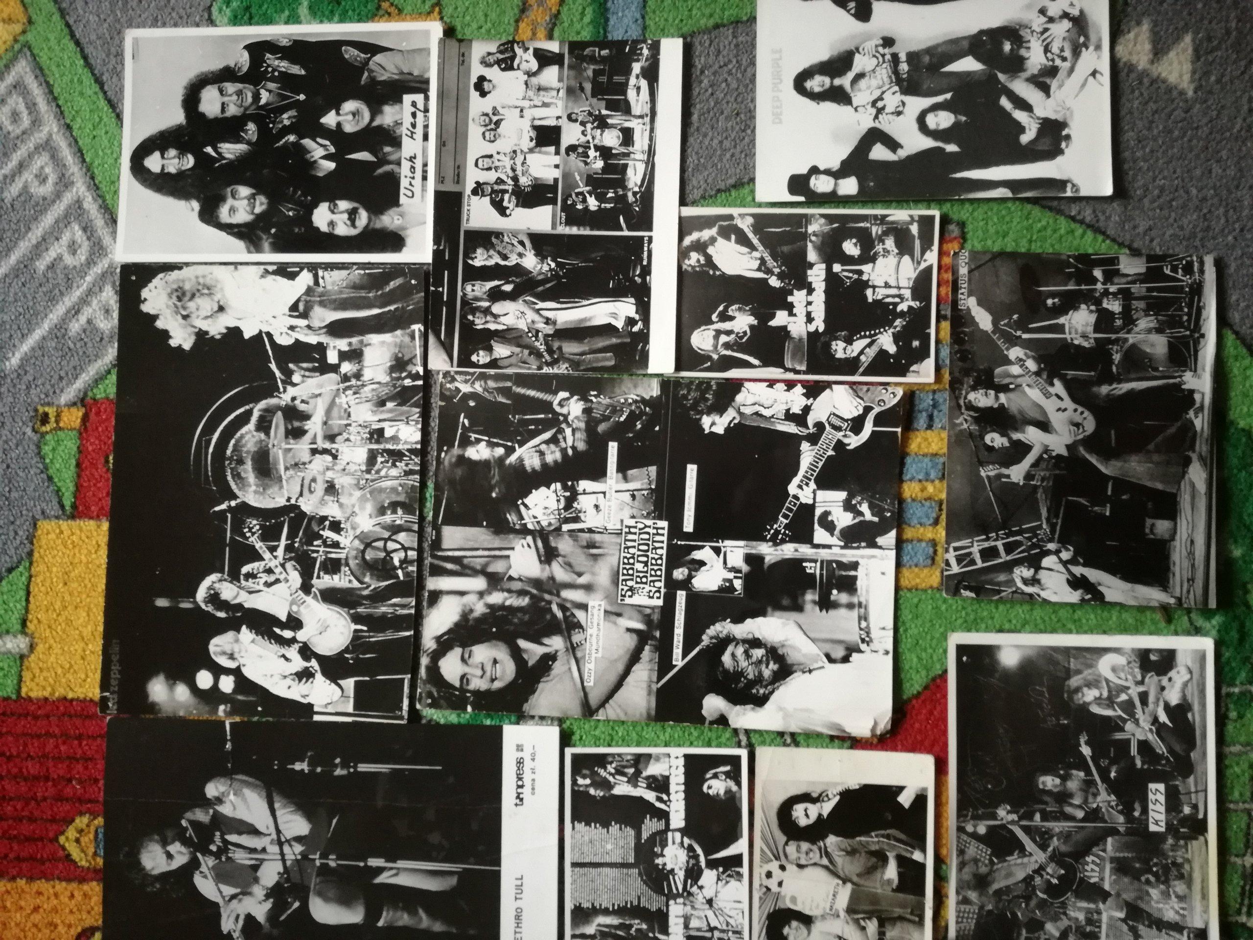 Zdjęcia Zespołów Rockowych Z Lat 70 7093707286