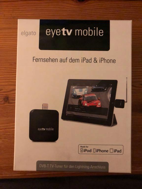 Tuner DVB-T ELGATO EyeTV Lightning iPhone/iPad