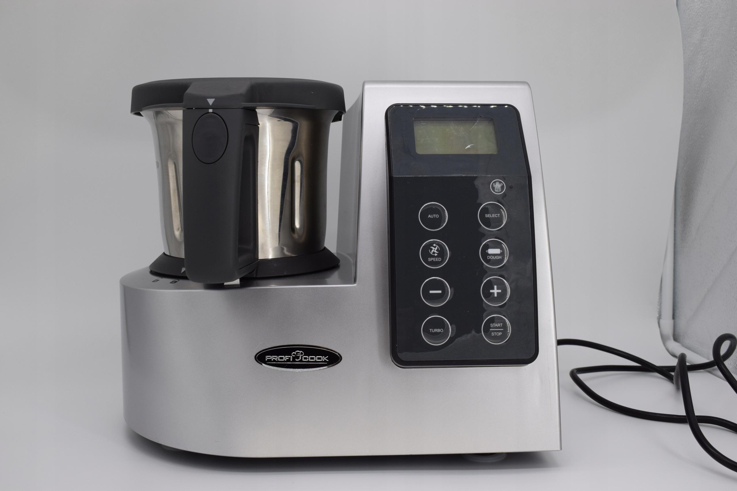 Robot kuchenny Profi cook jak termomix,
