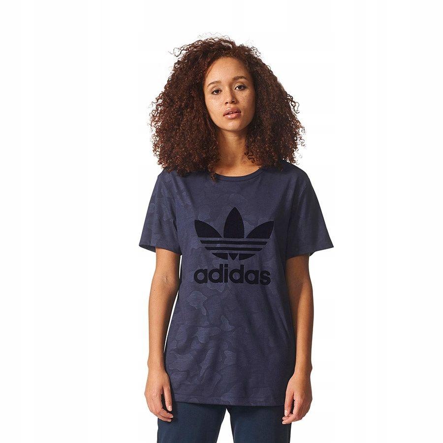 Koszulka adidas Originals Boyfriend Trefoil 38 gra
