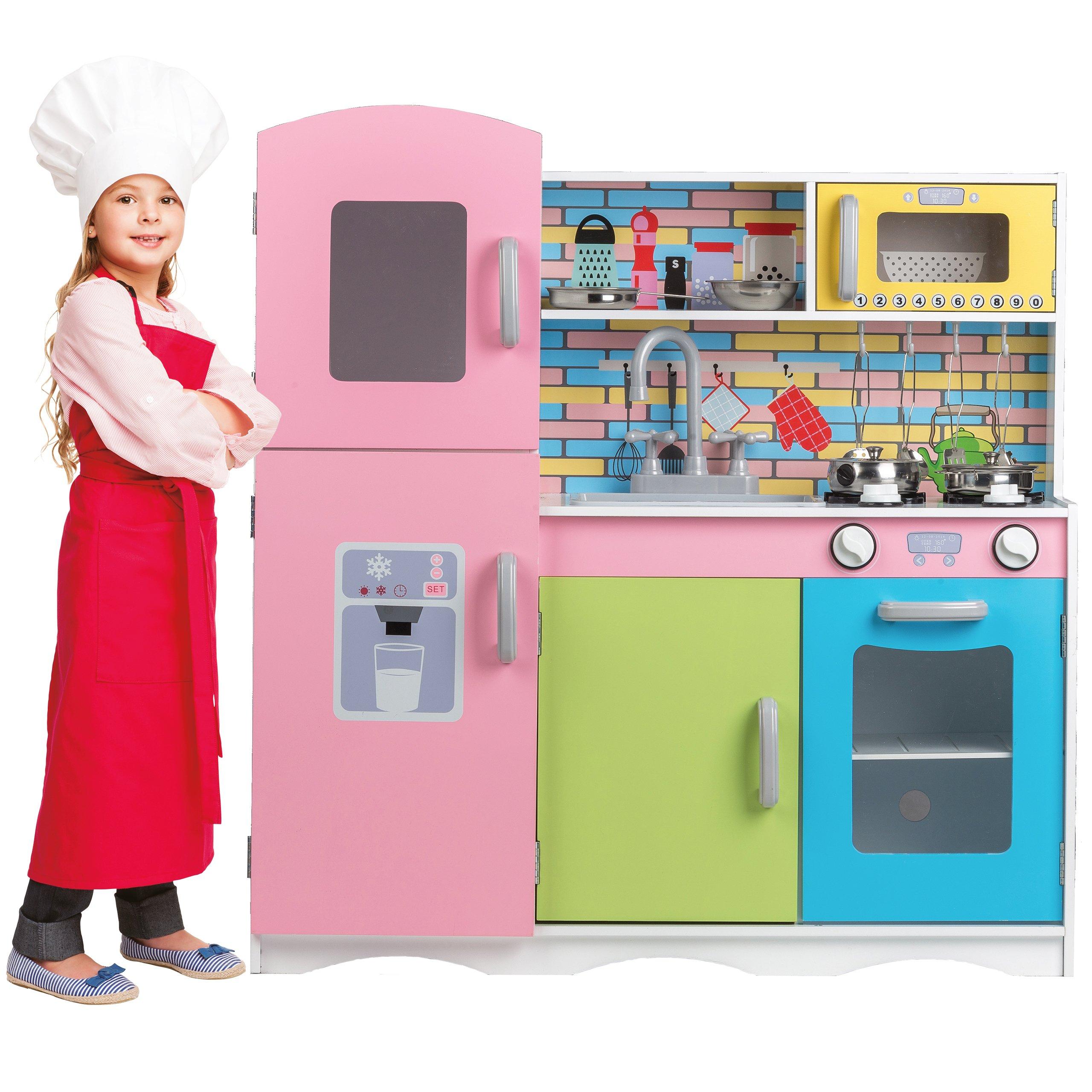 Kuchnia Drewniana Kuchenka Agd Dziecięca Zabawki